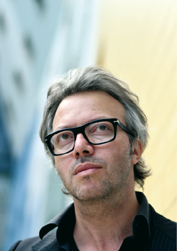 Viktor Antonov, directeur artistique de Half-Life 2